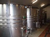 Cuve inox (vinification/stockage)